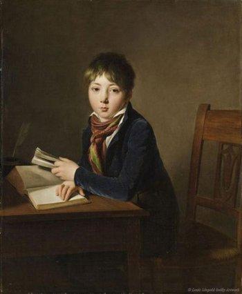 Jaar van het boek, Louis-Léopold Boilly