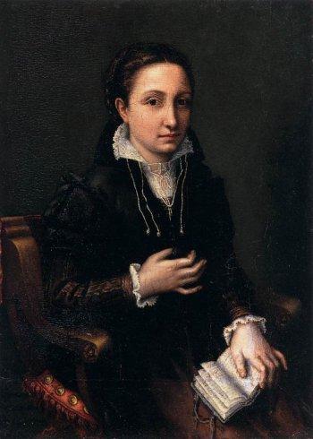 Jaar van het boek, Lucia Anguissola
