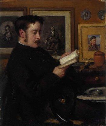 Jaar van het boek, Patrick William Adam