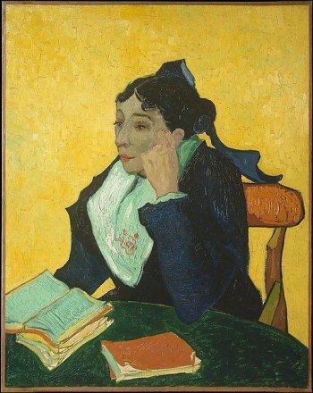 Jaar van het boek, Vincent van Gogh