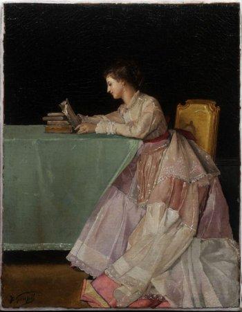 Jaar van het beok, Jules-Adolphe Goupil