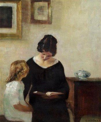 Jaar van het boek, Carl Holsøe