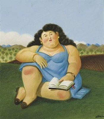 Jaar van het boek, Fernando Botero