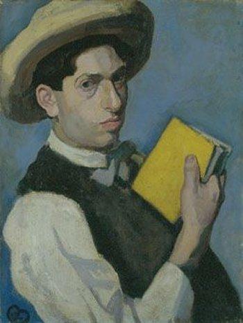 Jaar van het boek, Róbert Berény