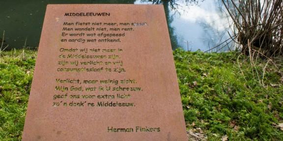 Poëzie, Herman Finkers, Doornenburg