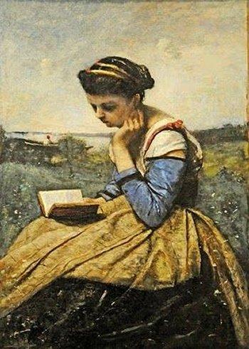 Jaar van het boek, Camille Corot