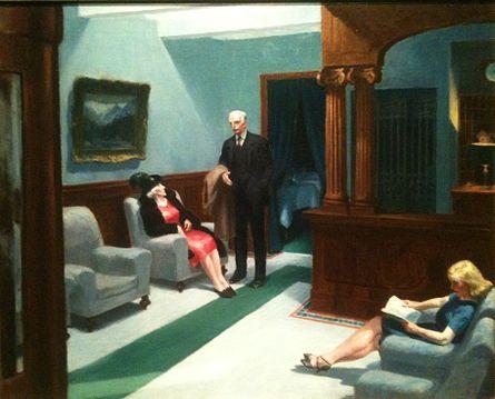 Jaar van het boek, Edward Hopper