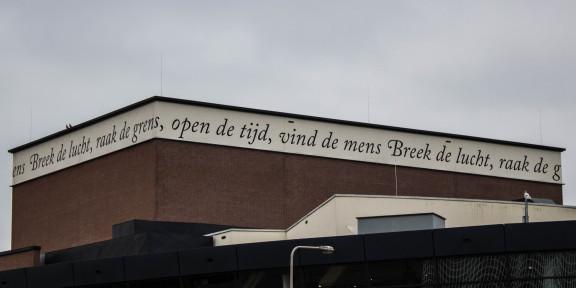 Alied van der Meer, Deventer, gedicht, Poëzie