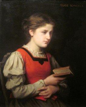 Jaar van het boek, Félicie Schneider