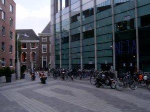 Amsterdam, Sol Lewitt, Markenplein