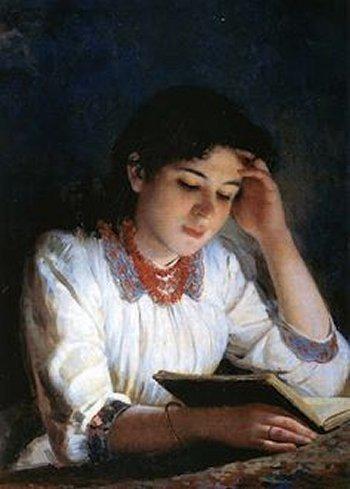 Jaar van het boek, Ilya Galkin Savitsj