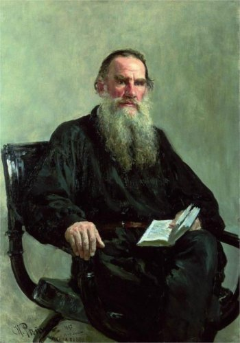 Jaar van het boek, Ilya Repin