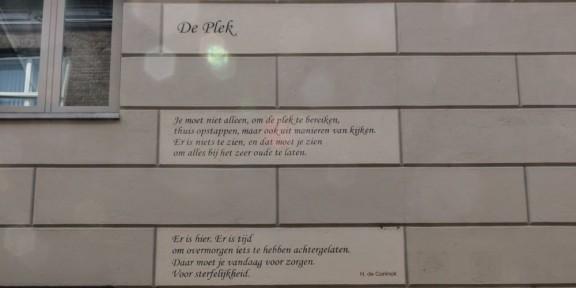 Poëzie, gedicht, Herman de Koninck, Den Bosch