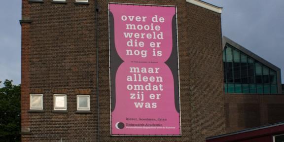 Poëzie, Rutger Kopland, Amsterdam
