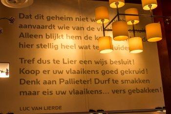 Poëzie, Luc van Lierde