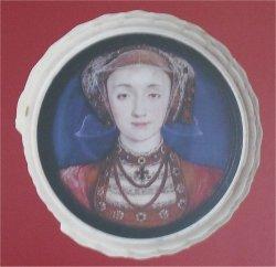 Anna van Kleef, Hans Holbein de Jonge, The Tudors