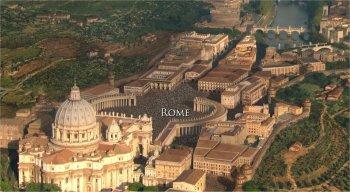 Tudors, Rome, Vaticaan, anachronisme
