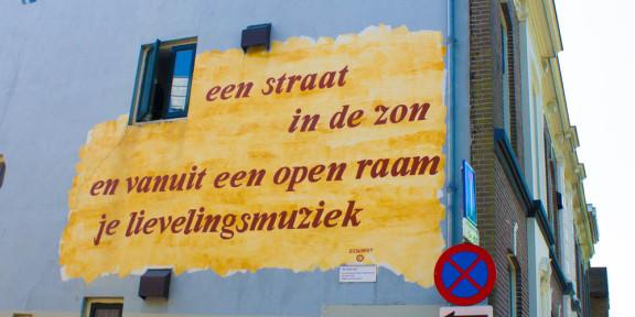 Poëzie, Utrecht