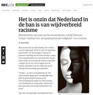 webpagina www.nrc.nl