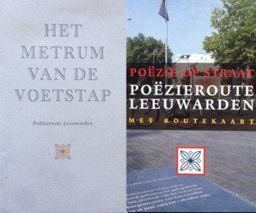 Poëzieroute Leeuwarden