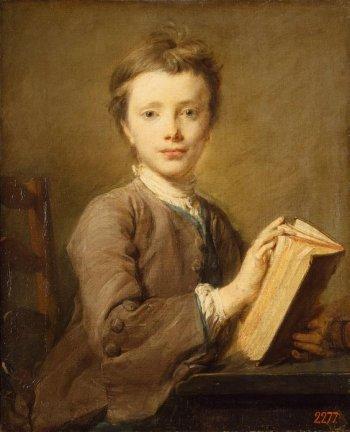 Jaar van het boek, Jean-Baptiste Perronneau