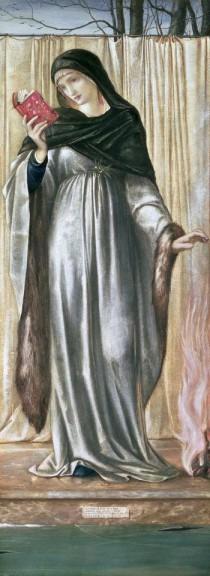 Jaar van het boek, Edward Burne-Jones
