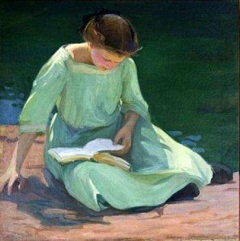 Jaar van het boek, Elanor Colburn
