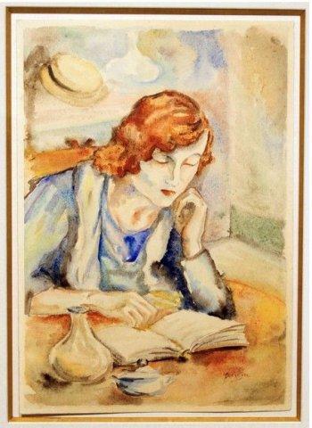 Jaar van het boek, Jules Pascin