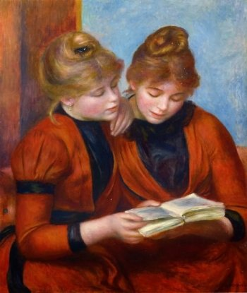 Jaar van het boek, Auguste Renoir
