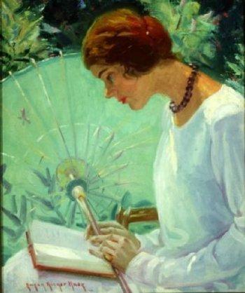 Jaar van het boek, Susan Ricker Knox