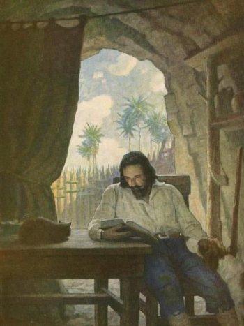 Jaar van het boek, N.C. Wyeth