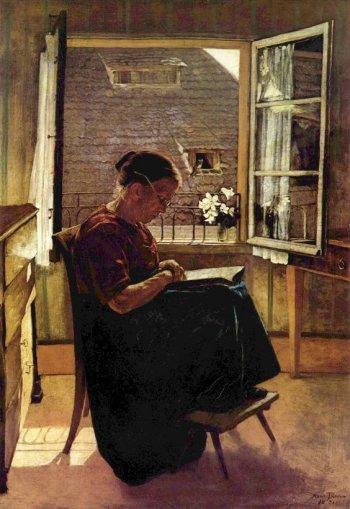 Jaar van het boek, Hans Thoma