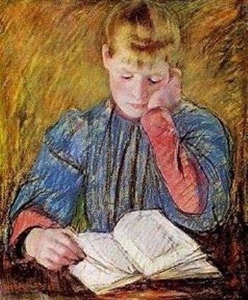 Jaar van het boek, Mary Cassatt