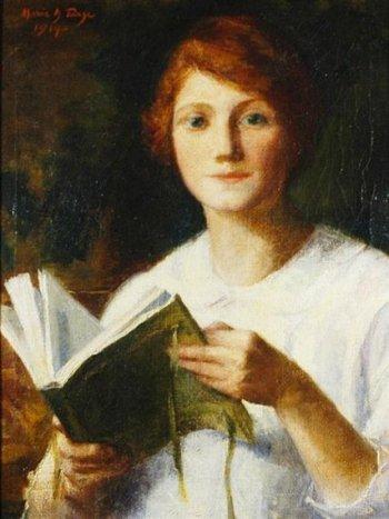 Jaar van het boek, Marie Danforth Page