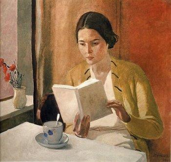 Jaar van het boek, Aleksander Deineka