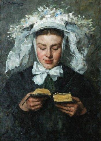 Jaar van het boek, Thérèse Schwartze