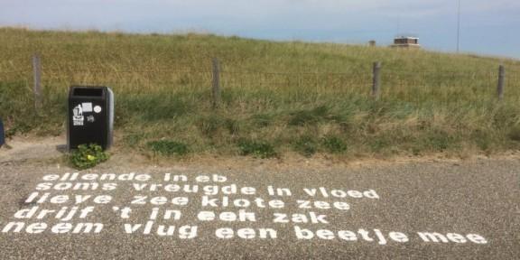 Poëzie, gedicht, Sandra Burgers, Vlissingen