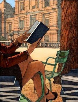 Jaar van het boek, Miles Hyman