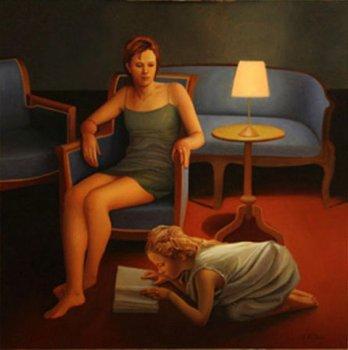 Jaar van het boek, Sandra Batoni