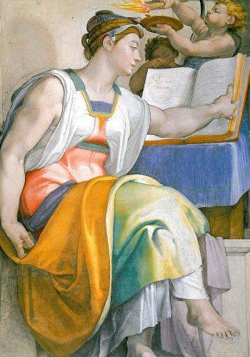 Jaar van het boek, Michelangelo