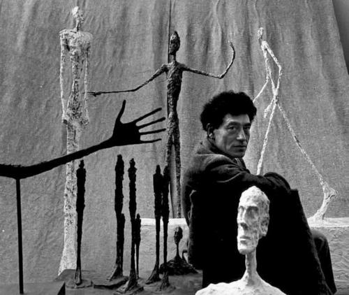 Alberto Giacometti, Gordon Parks