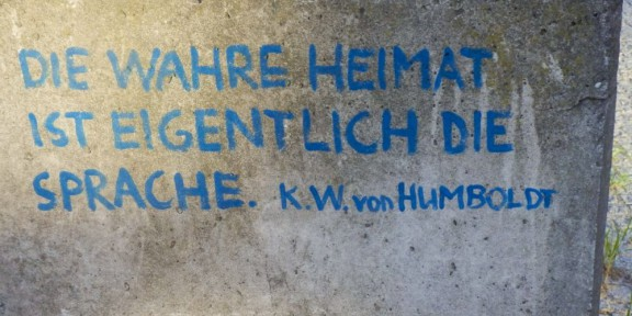 Poëzie, Karl Wilhelm von Humboldt