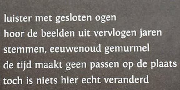 Poëzie, gedicht, Henk de Klerck, Amersfoort, haviksogen