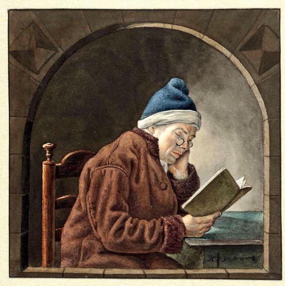 Jaar van het boek, Hendrik Jan van Amerom