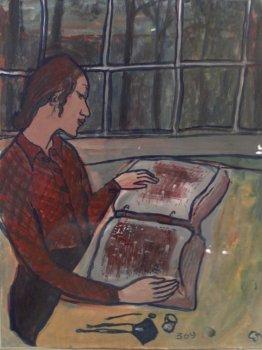 Jaar van het boek, Charlotte Salomon