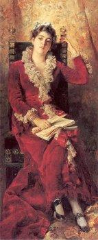 Jaar van het boek, Konstantin Makovski