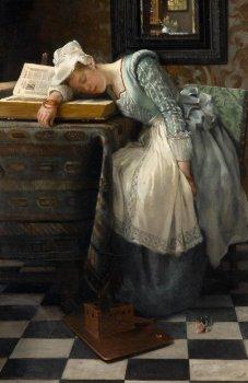 Jaar van het boek, Laura Alma Tadema