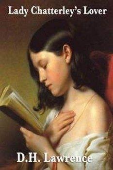 Lesendes Mädchen, Franz Eybl, D.H. Lawrence