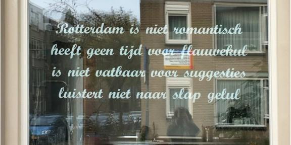 Poëzie, gedicht, Rotown magic, Jules Deelder, Rotterdam