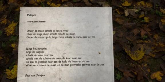 Poëzie, gedicht, Paul van Ostaijen, Wijlre